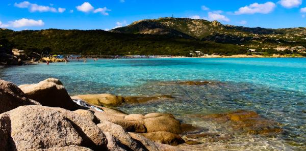 Spiaggia per bambini Costa Smeralda