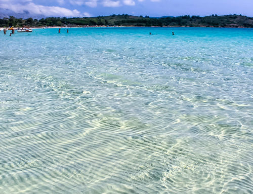 Una spiaggia per i bambini in Sardegna? Cala Brandinchi