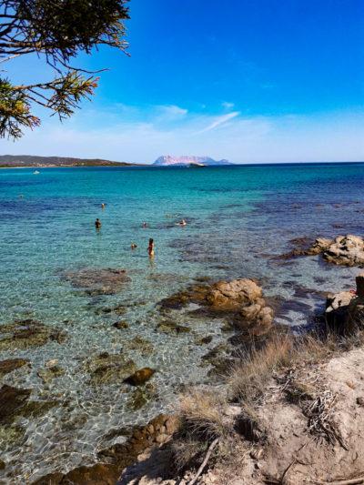 Spiaggia Baia Sant'Anna Budoni