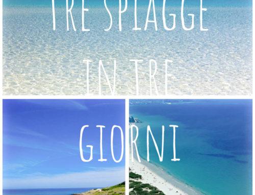 Tre spiagge in tre giorni in Sardegna