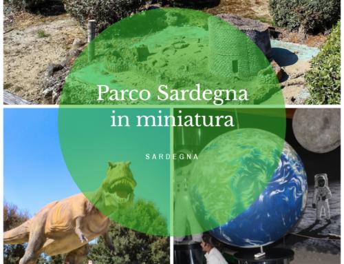 Parco Sardegna in miniatura: la nostra giornata.