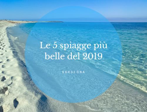 Le 5 spiagge più belle della Sardegna