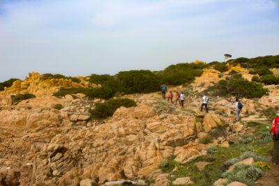 Escursione in Sardegna con i bambini