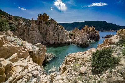 Escursione trekking Sardegna