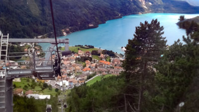 Panorama Lago di Molveno