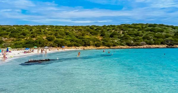 Spiaggia Caprera
