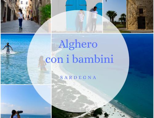 Alghero con i bambini: spiagge, centro storico, parchi a tema