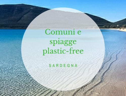 Comuni e spiagge plastic free in Sardegna