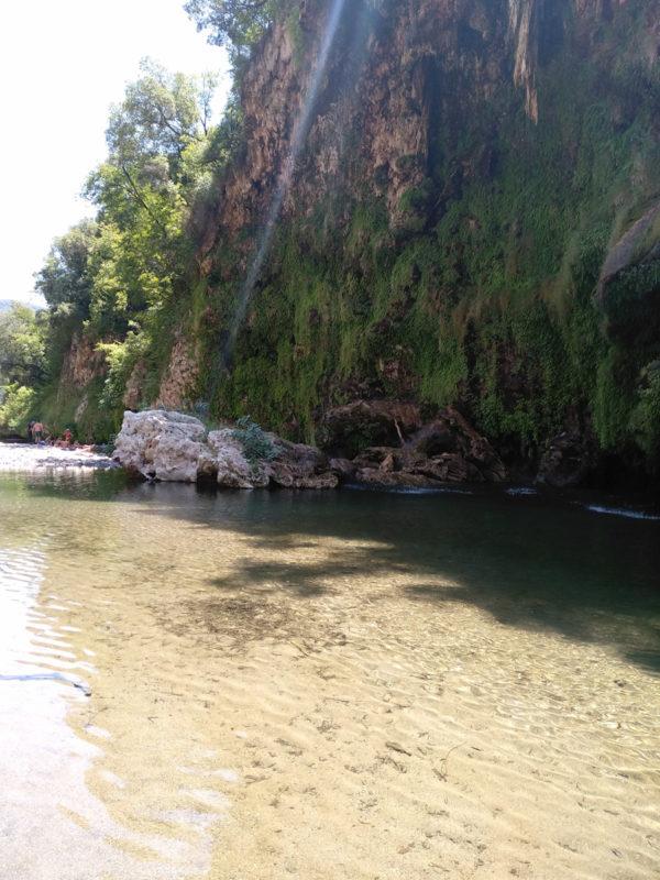 Escursione in Sardegna con bambini