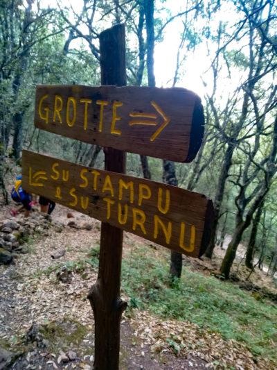 Grotta Is Janas Su Stampu de Su Turrunu