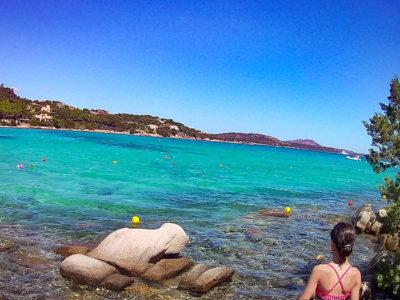 Spiaggia per bambini Sardegna