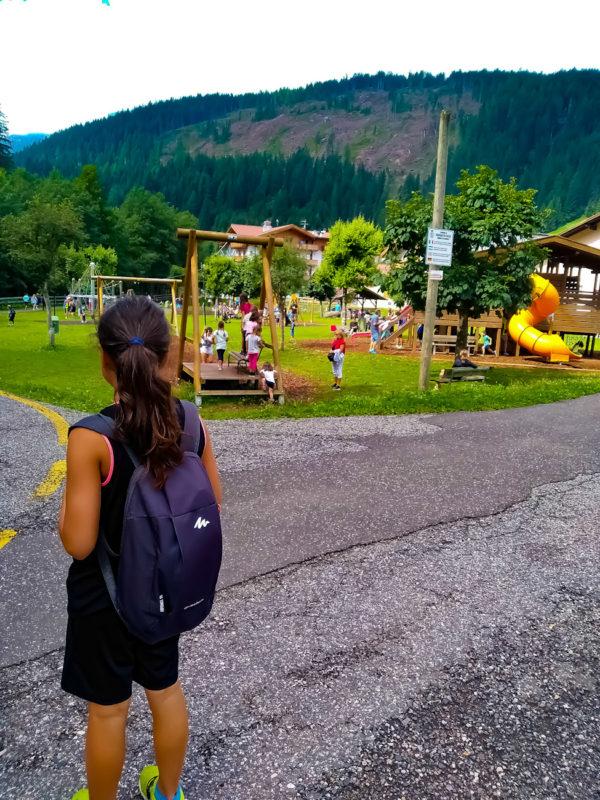 Equipaggiamento escursione