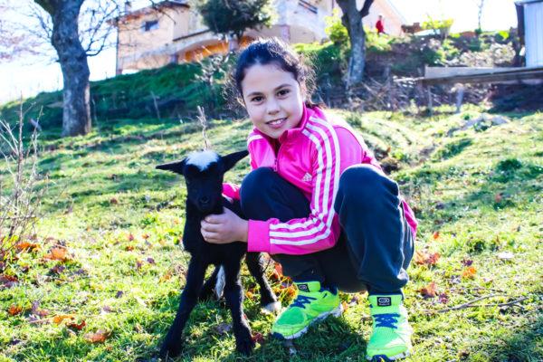 La Sardegna con i bambini attraverso i 5 sensi