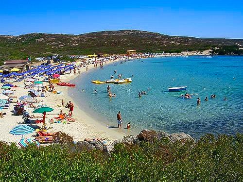 Spiagge adatte ai bambini nel nord-est della Sardegna