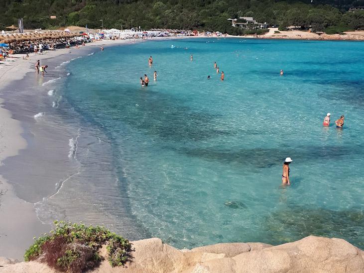 Spiaggia per bambini nord est della Sardegna adatte ai bambini