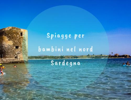 Spiagge per bambini nel nord Sardegna