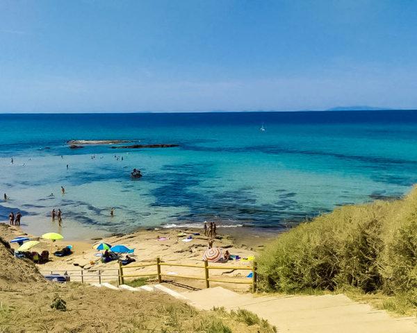 Spiagge per bambini Nord Sardegna