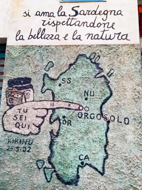 ORGOSOLO ESCURSIONE CON I BAMBINI