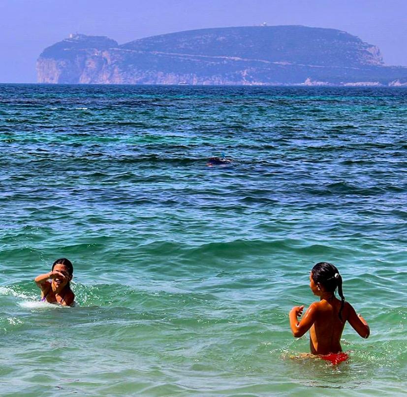 Spiaggie per bambini Sardegna