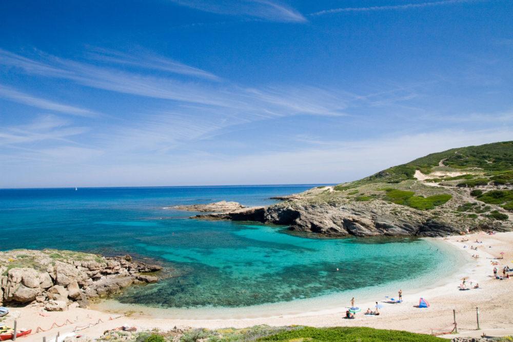 Spiaggia dell' Argentiera Sardegna