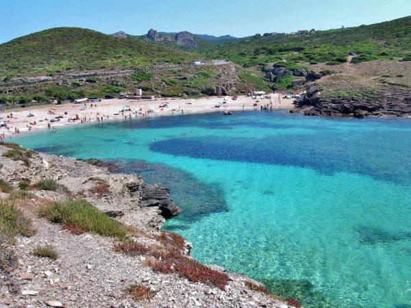 Spiagge per bambini Sardegna