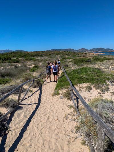 Sentiero del Prolago