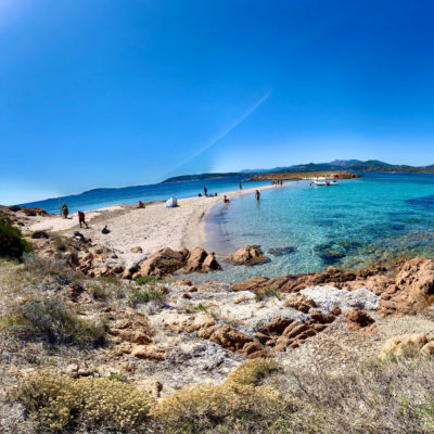 Tavolara: spiaggia del Passetto