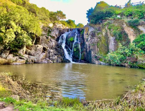 Mulino e cascata di Triulintas: una passeggiata in famiglia nel cuore del nord Sardegna